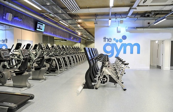 Gyms & Sports Clubs