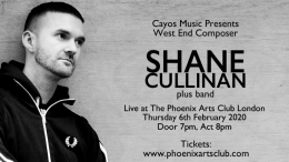 Shane Cullinanis a composer, arranger and lyricist whose work ranges from compositions for TV and film to orchestral dramas and opera.